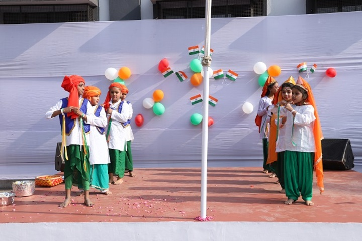 Rajendra Vidyalaya-National Festival