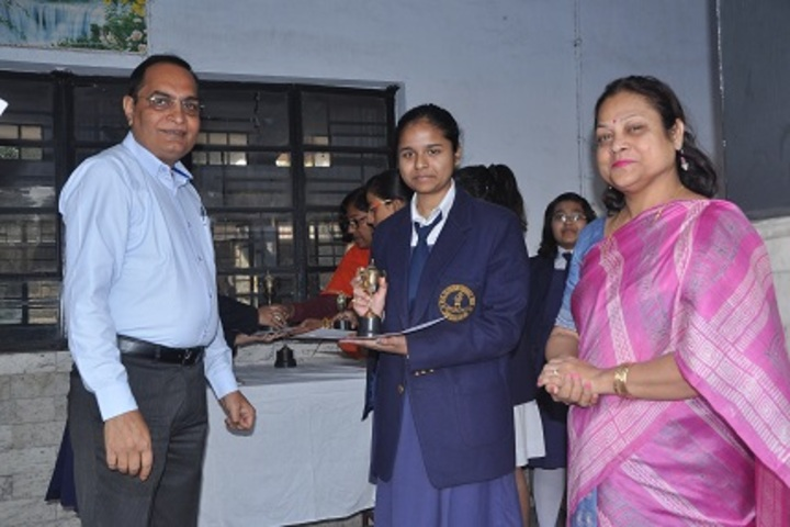 Rajendra Vidyalaya-Prize Distribution