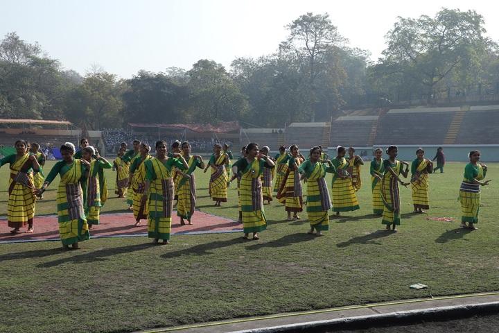 Rajendra Vidyalaya-Sports Day