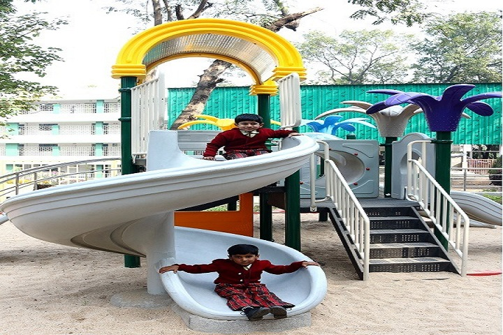 Hill Top School-Kids Park