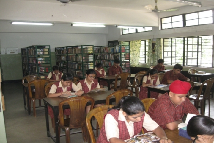 Hill Top School-Library
