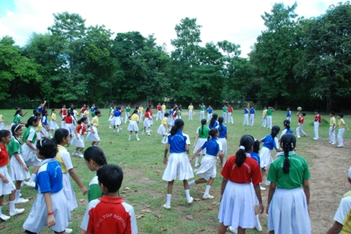 Hill Top School-Play Ground