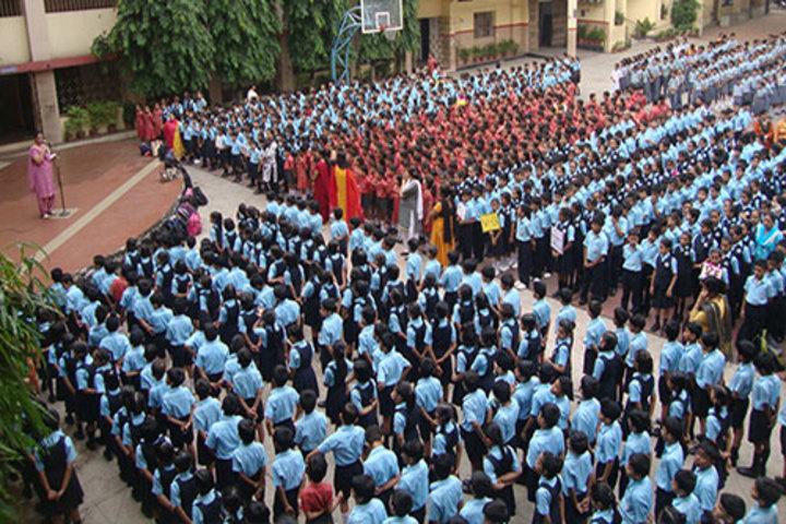 Kerala Samajam Model School-Assembly