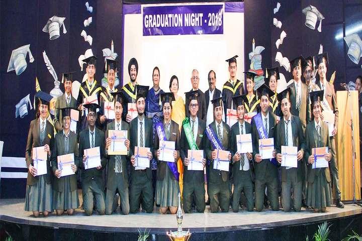 Kerala Samajam Model School-Graduation Night