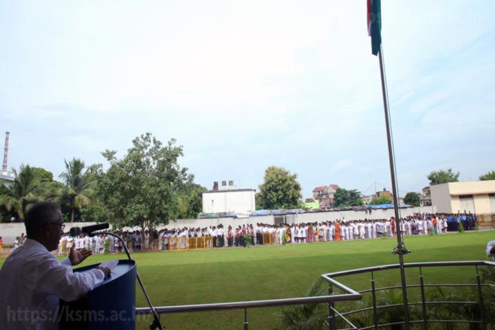 Kerala Samajam Model School-Independence Day