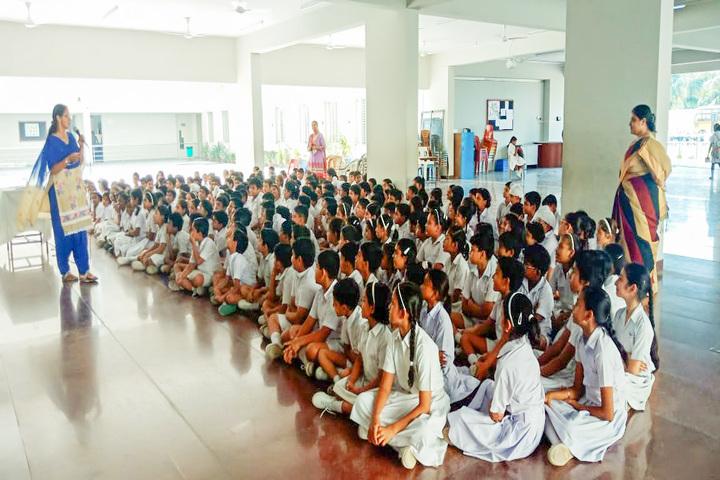 Kerala Samajam Model School-Interactive Session
