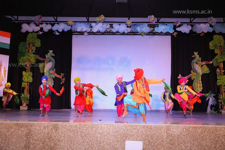Kerala Samajam Model School-KG Day