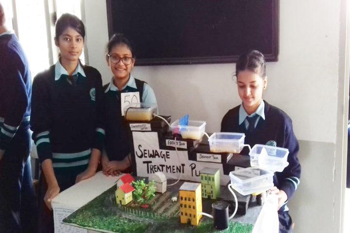 Kerala Samajam Model School-Science Exhibition