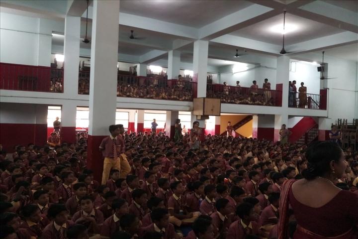 Carmel School-Auditorium
