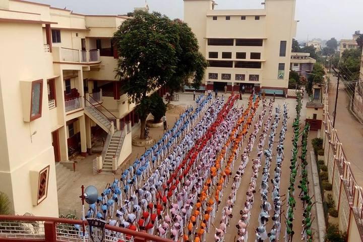 Carmel School-Physical Activity