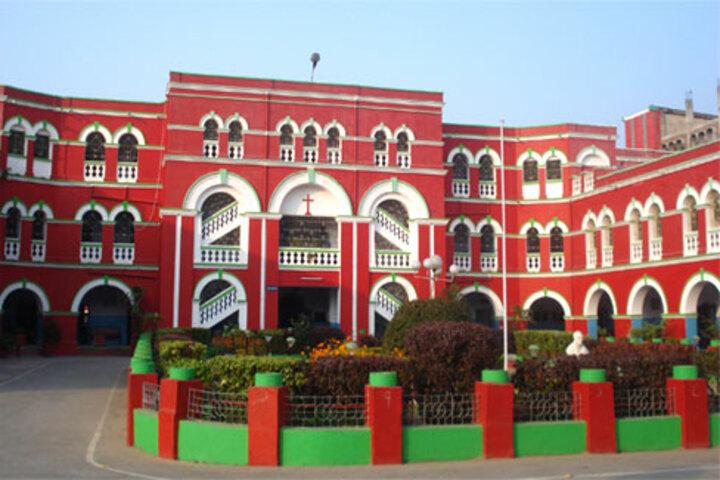 Bishop Westcott Boys School-Building