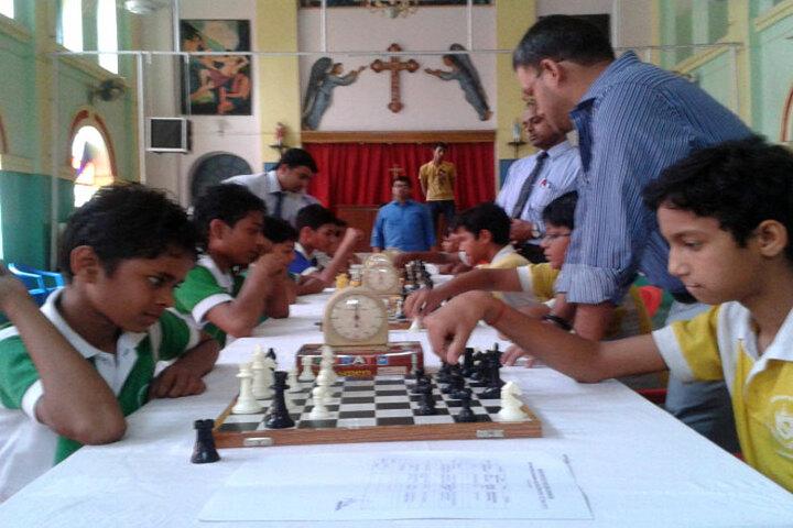 Bishop Westcott Boys School-Indoor Games