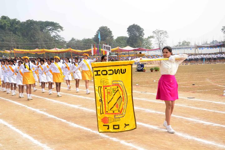 Bishop Westcott Girls School-Sports Day