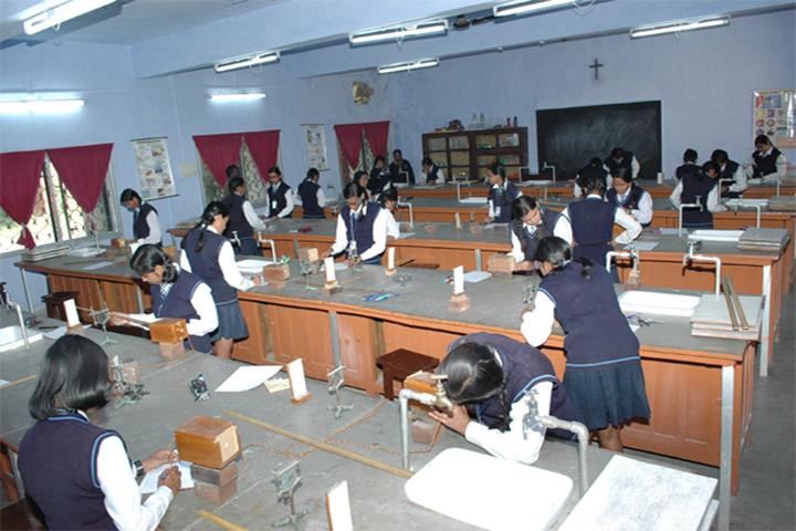 Bishop Westcott Girls School-Lab