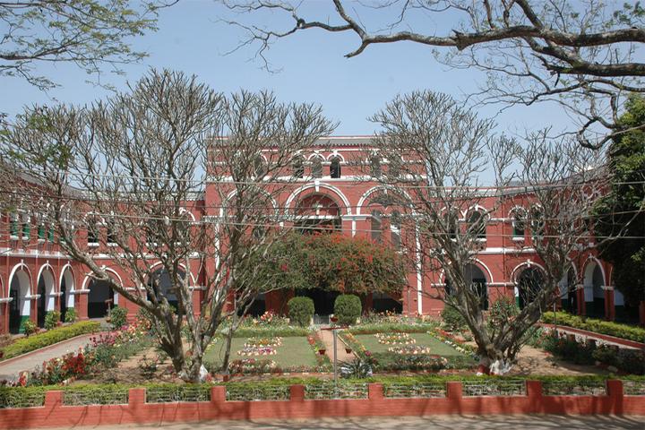 Bishop Westcott Girls School-Garden