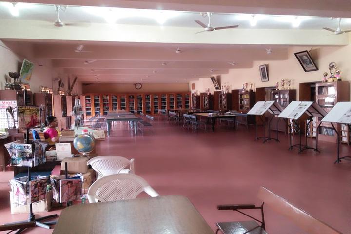 Bishop Westcott Girls School-Library