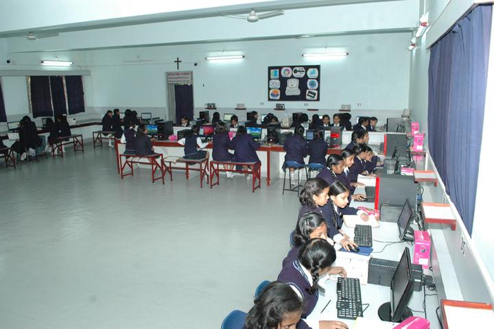 Bishop Westcott Girls School-Computer Lab