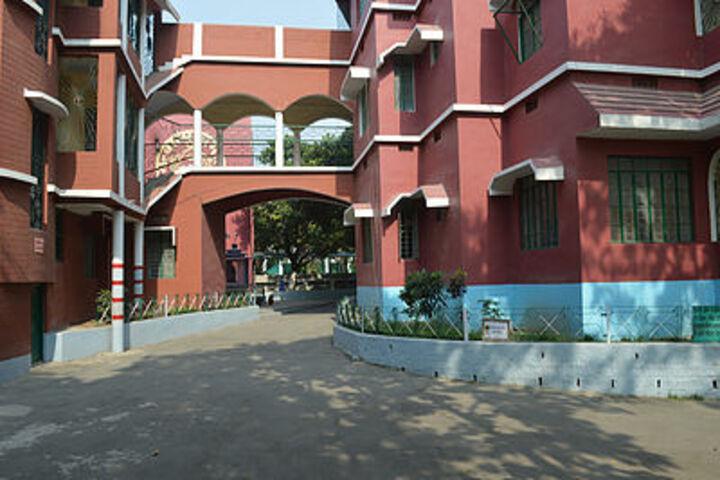 St XavierS School-Junior Block