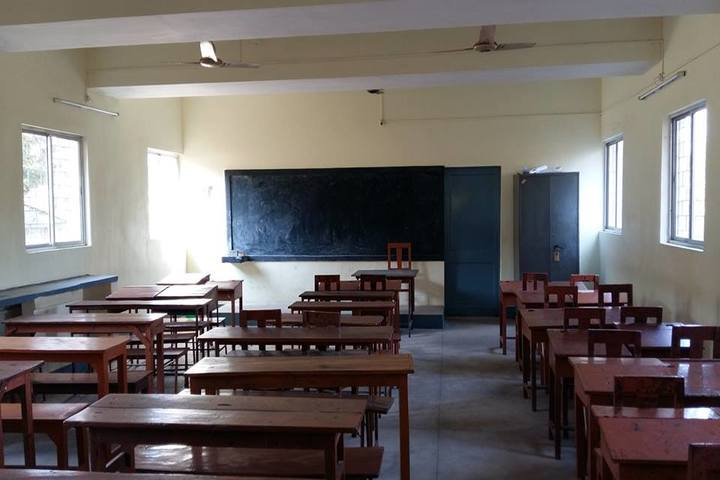St JosephS Convent High School-Classroom