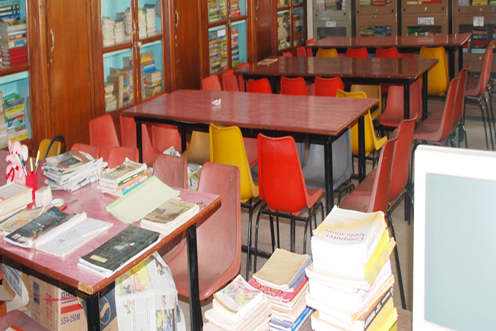 St JosephS Convent High School-Library