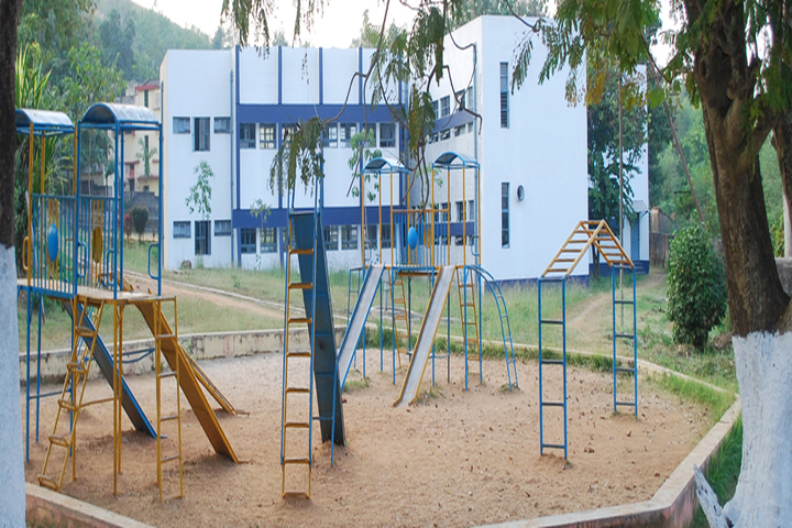 St JosephS Convent High School-Play Area