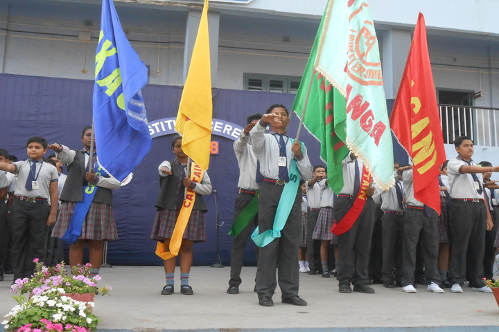 Loyola School-Investiture Ceremony