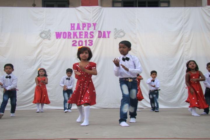 Loyola School-Workers Day