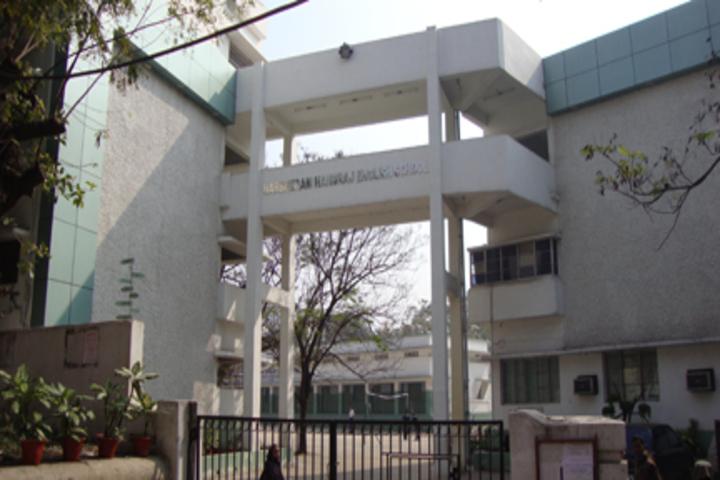 Narbheram Hansraj English School-Campus