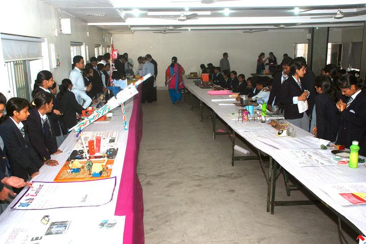 Narbheram Hansraj English School-Exhibition