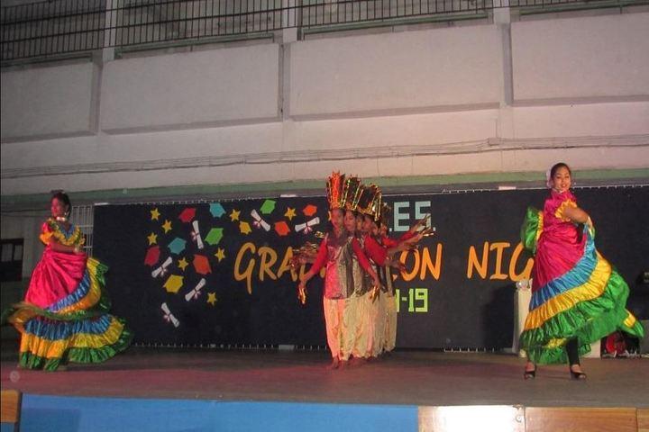 Narbheram Hansraj English School-Graduation Day