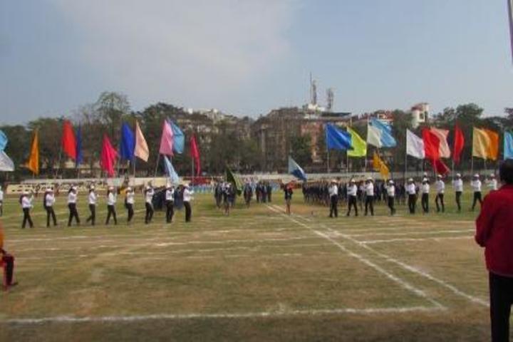 Narbheram Hansraj English School-Sports Day