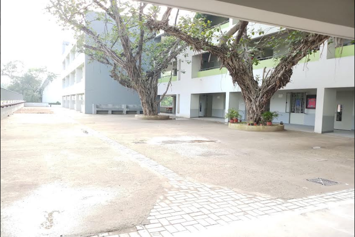 ADLS Sunshine School-Banyan Courtyard