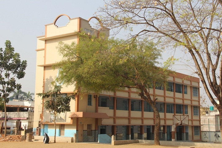 St Francis School-Campus-View