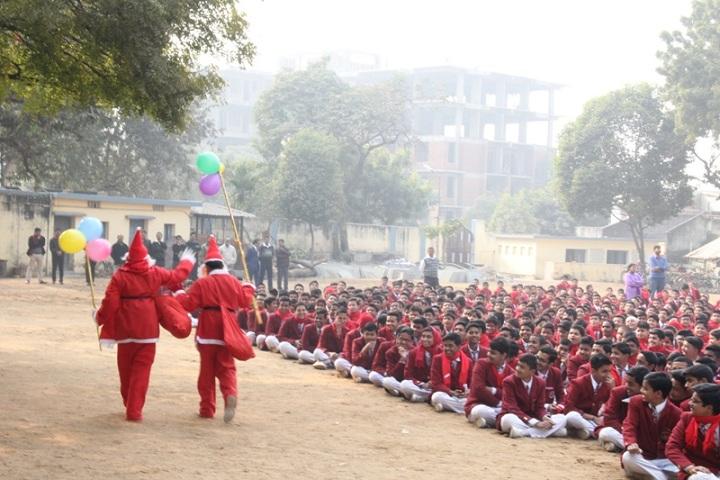 St Francis School-Christmas