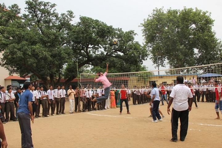 St Francis School-Sports Vollyball