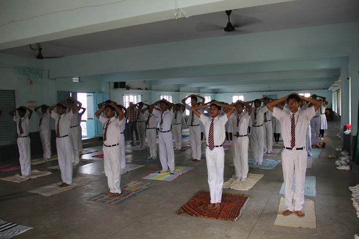 St Francis School-Yoga