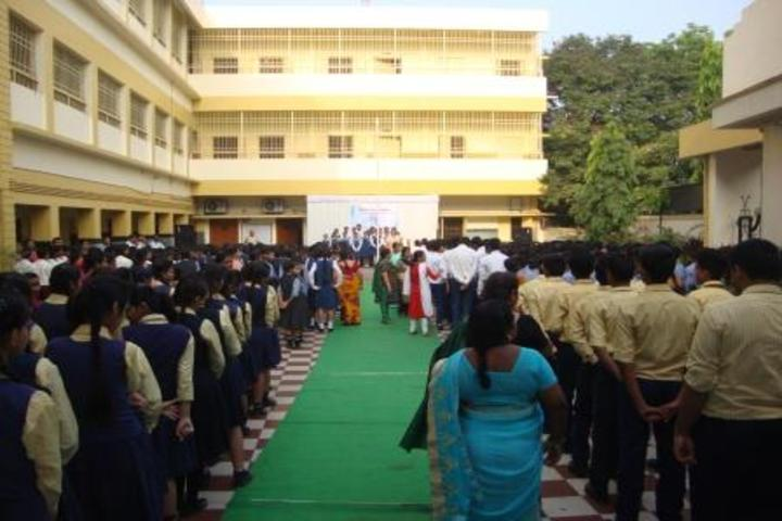 Andhra Association English School-Quality Month Event