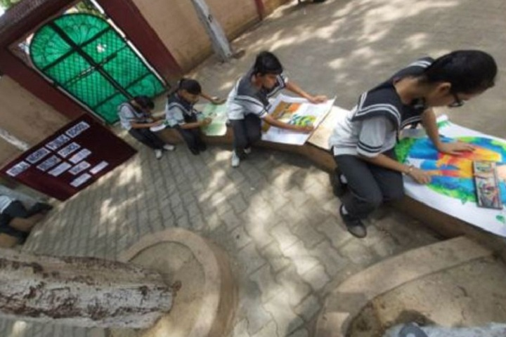 Motilal Nehru Public School-Painting Competition