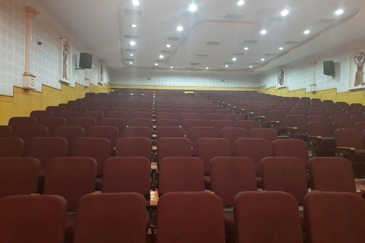 Motilal Nehru Public School-Auditorium