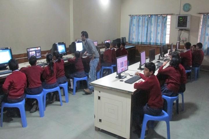 Motilal Nehru Public School-Computer Lab