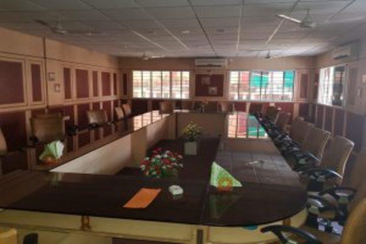 Motilal Nehru Public School-Conference Room
