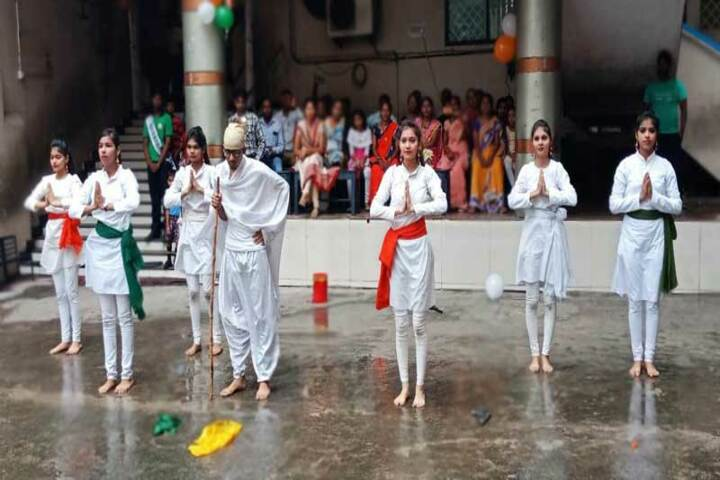 Dayanand Anglo Vedic Public School-Independence Day