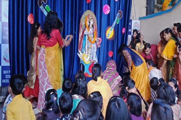 Dayanand Anglo Vedic Public School-Saraswathi Puja