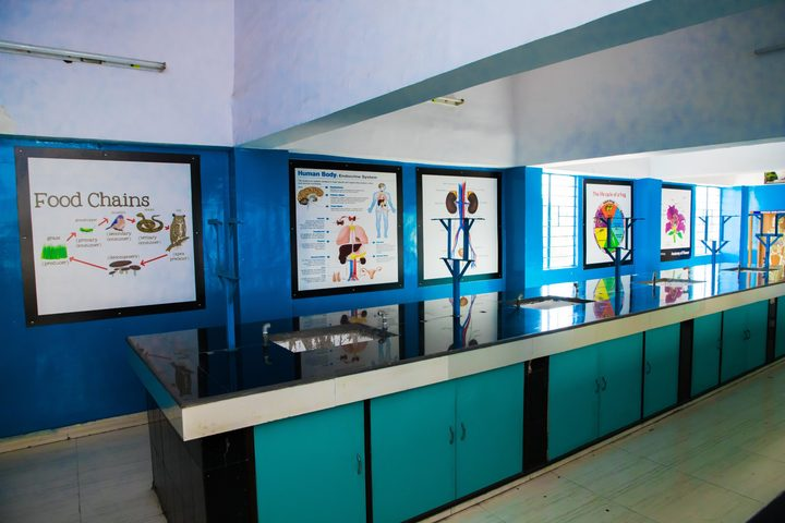 Dayanand Anglo Vedic Public School-Biology Lab