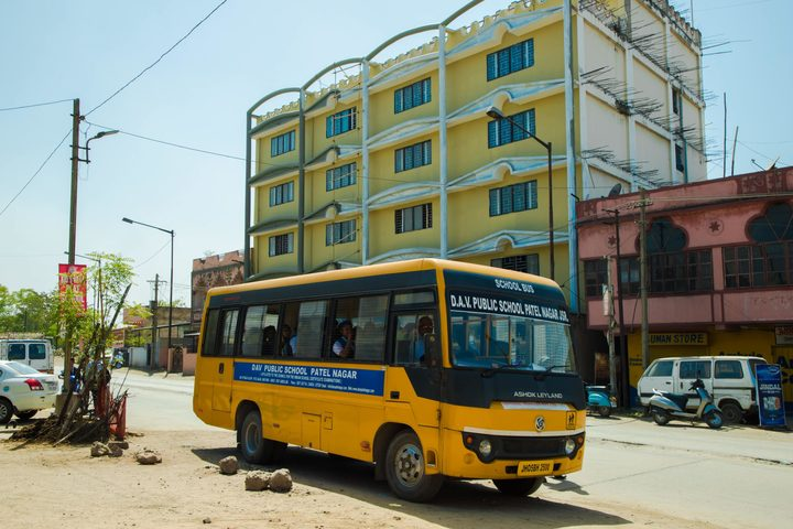 Dayanand Anglo Vedic Public School-Transport