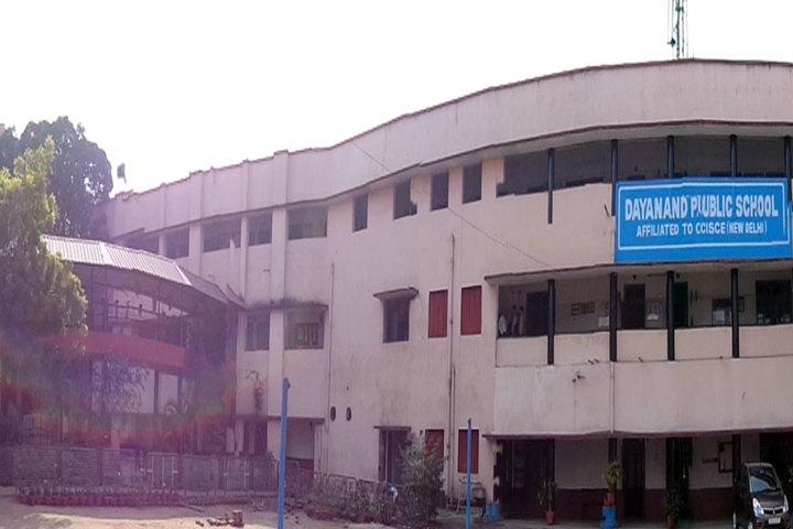 Dayanand Public School-Building