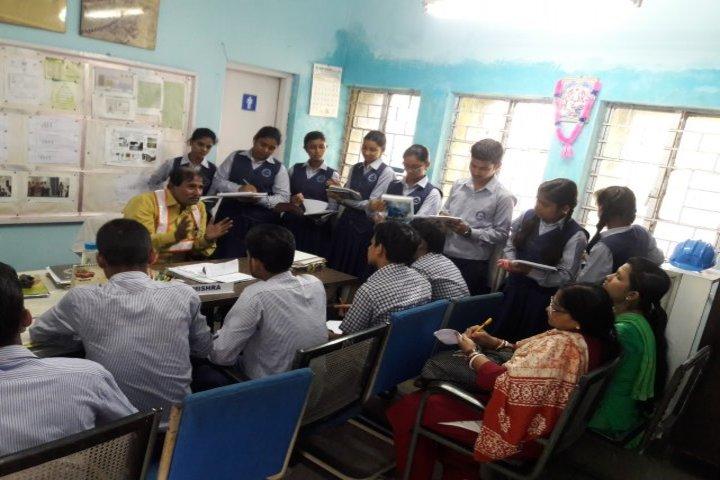 Dayanand Public School-Educational Visit