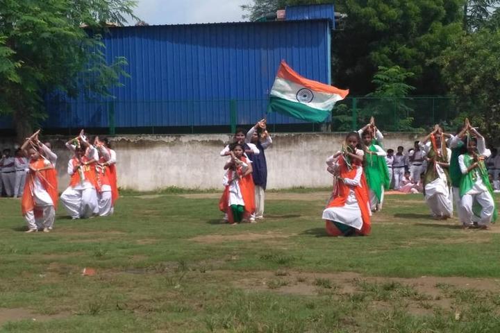 Ramakrishna Mission English School-Independence Day