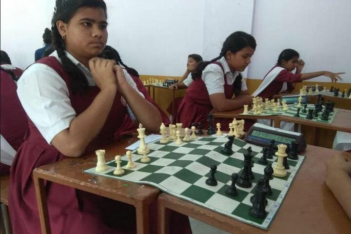 Ramakrishna Mission English School-Indoor Games