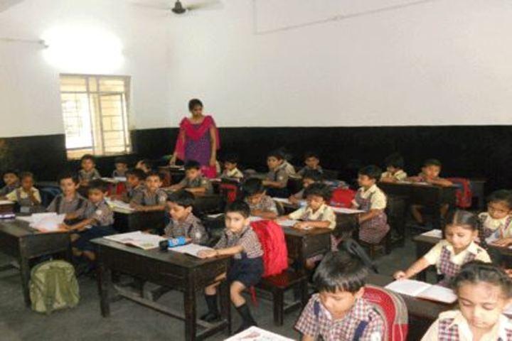 Tagore Academy-Classroom